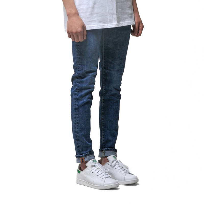 86RJ-1606 basic washing jeans