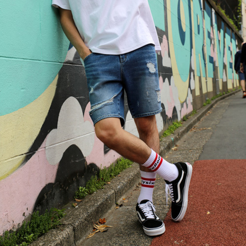1814 Denim shorts / standard