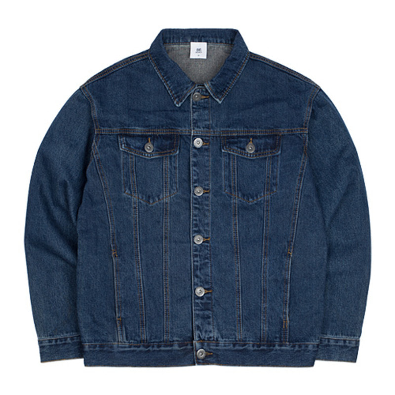 [BEST] 2724 Washing denim jacket (Blue)(36%SALE)박형식 착용