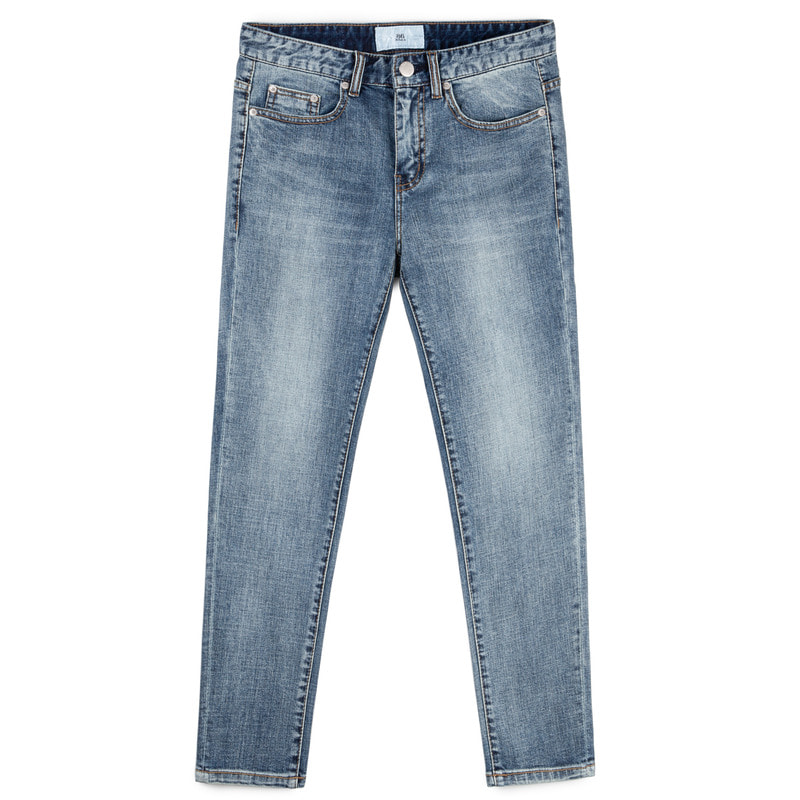 1826 Hide ston washing jean / slim(20%SALE)
