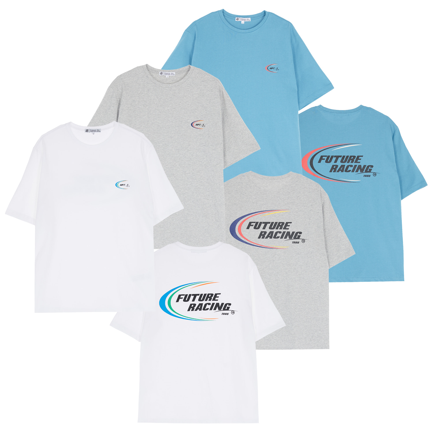 FUTURE RACING T-SHIRTS