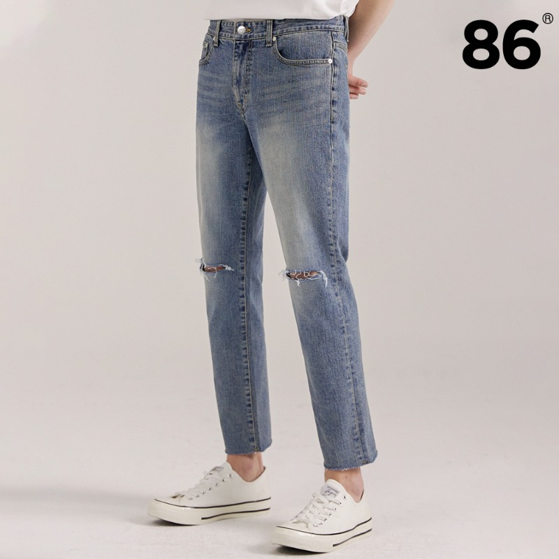 [L, XL 사이즈 5월 25일]1713 slim cutting jeans / slim